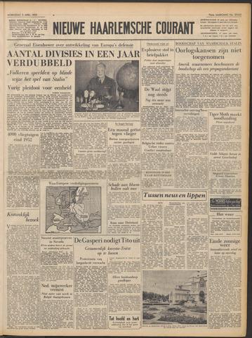 Nieuwe Haarlemsche Courant 1952-04-02
