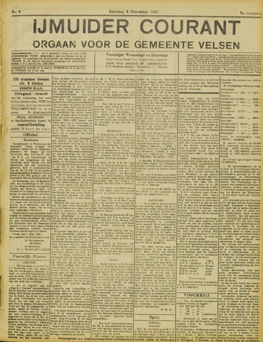 IJmuider Courant 1921-12-03