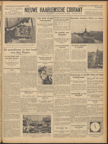 Nieuwe Haarlemsche Courant 1935-11-13