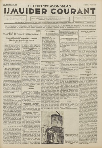 IJmuider Courant 1938-06-09