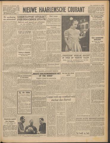 Nieuwe Haarlemsche Courant 1950-01-18