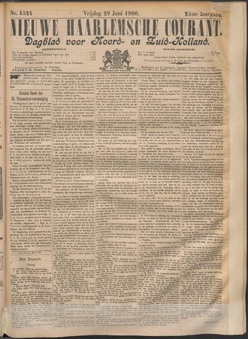 Nieuwe Haarlemsche Courant 1900-06-29