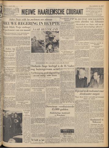 Nieuwe Haarlemsche Courant 1952-03-03