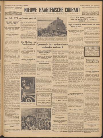 Nieuwe Haarlemsche Courant 1936-10-30