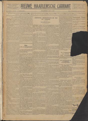 Nieuwe Haarlemsche Courant 1928-07-02