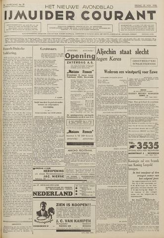 IJmuider Courant 1938-11-25