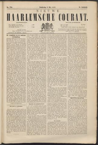 Nieuwe Haarlemsche Courant 1884-05-08