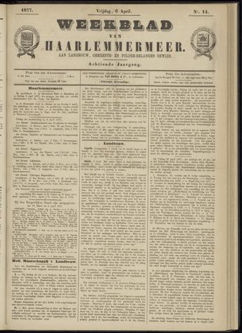 Weekblad van Haarlemmermeer 1877-04-06