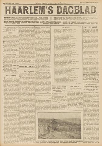 Haarlem's Dagblad 1926-11-22