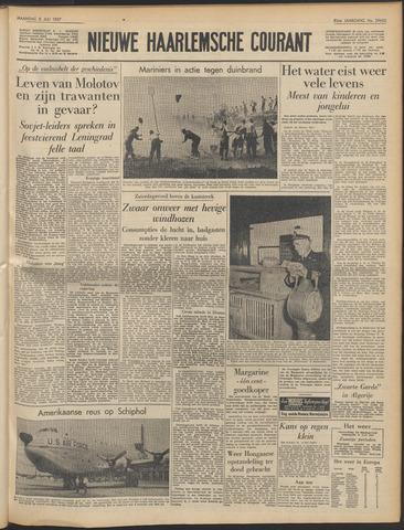 Nieuwe Haarlemsche Courant 1957-07-08