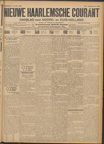 Nieuwe Haarlemsche Courant 1909-07-22