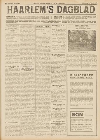 Haarlem's Dagblad 1926-04-29