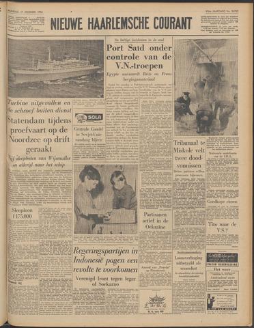 Nieuwe Haarlemsche Courant 1956-12-17