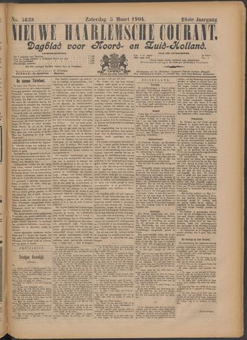 Nieuwe Haarlemsche Courant 1904-03-05