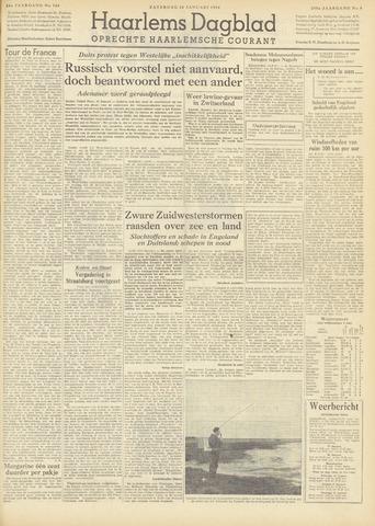 Haarlem's Dagblad 1954-01-16