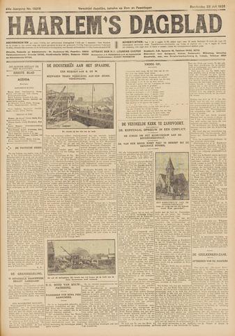 Haarlem's Dagblad 1926-07-22