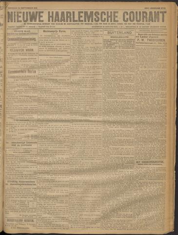 Nieuwe Haarlemsche Courant 1918-09-24