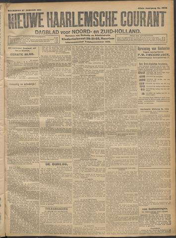 Nieuwe Haarlemsche Courant 1915-01-27