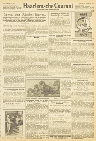 Haarlemsche Courant 1943-11-20