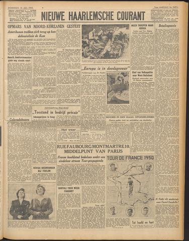 Nieuwe Haarlemsche Courant 1950-07-12