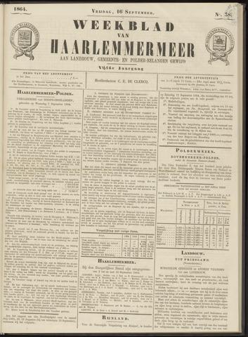 Weekblad van Haarlemmermeer 1864-09-16