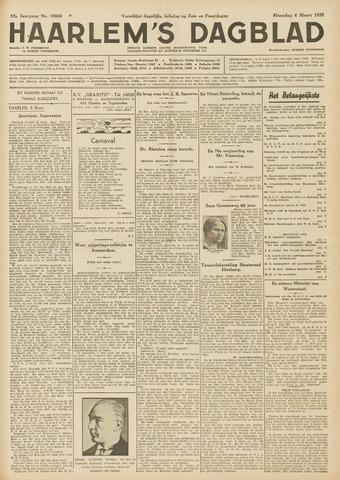 Haarlem's Dagblad 1935-03-04