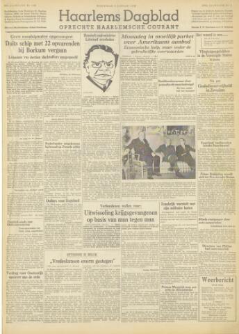 Haarlem's Dagblad 1952