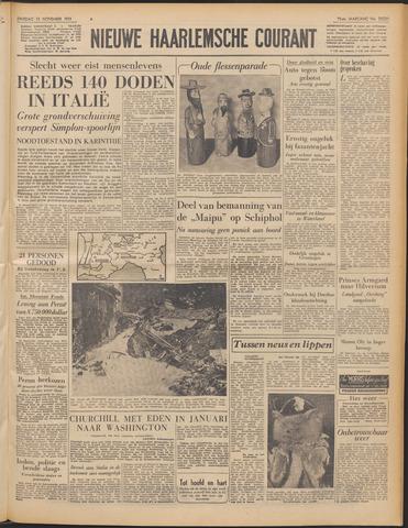 Nieuwe Haarlemsche Courant 1951-11-13
