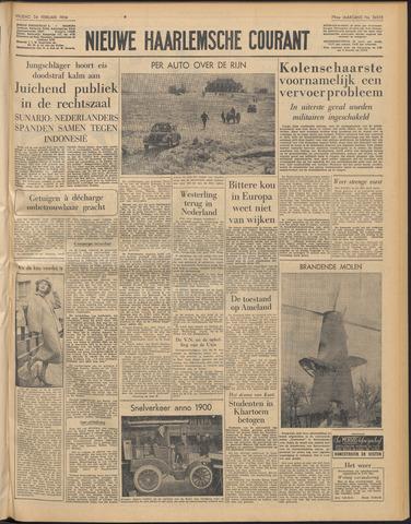 Nieuwe Haarlemsche Courant 1956-02-24