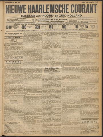 Nieuwe Haarlemsche Courant 1911-05-22