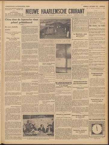 Nieuwe Haarlemsche Courant 1937-09-06