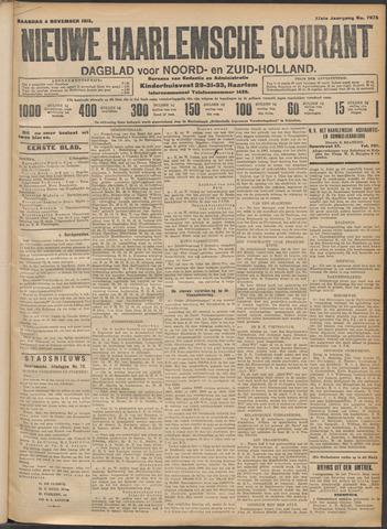 Nieuwe Haarlemsche Courant 1912-11-04