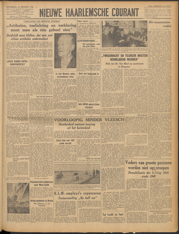 Nieuwe Haarlemsche Courant 1946-12-19