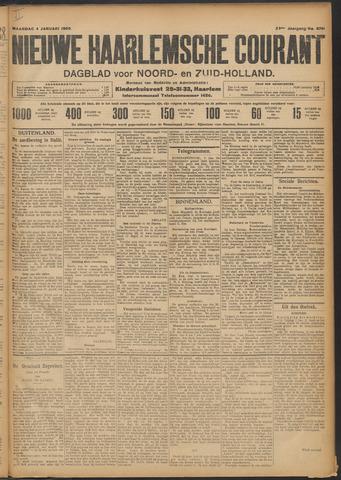 Nieuwe Haarlemsche Courant 1909-01-04