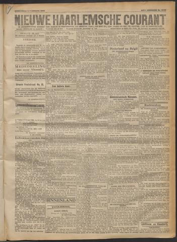 Nieuwe Haarlemsche Courant 1920-02-05