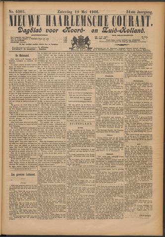 Nieuwe Haarlemsche Courant 1906-05-19