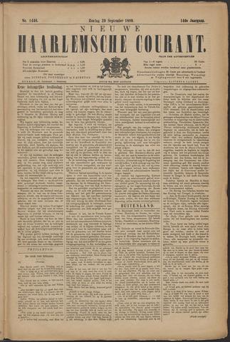 Nieuwe Haarlemsche Courant 1889-09-29
