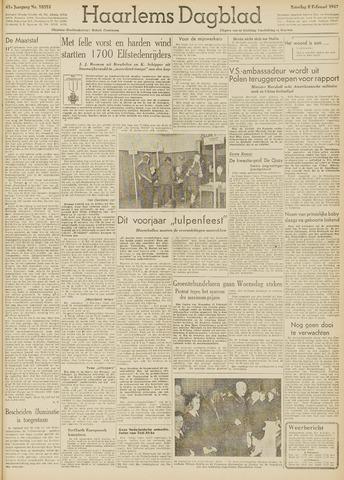 Haarlem's Dagblad 1947-02-08