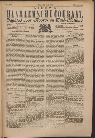 Nieuwe Haarlemsche Courant 1901-04-12