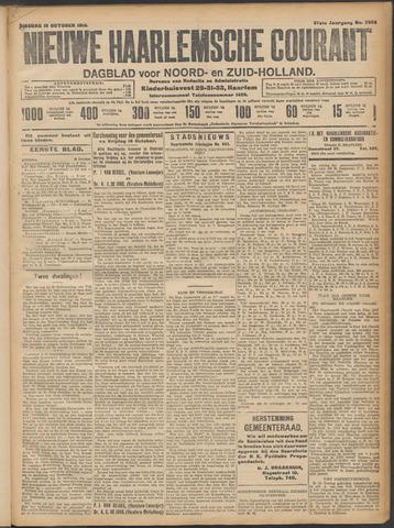Nieuwe Haarlemsche Courant 1912-10-15