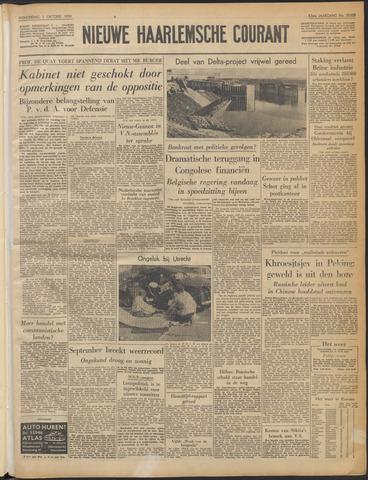 Nieuwe Haarlemsche Courant 1959-10-01