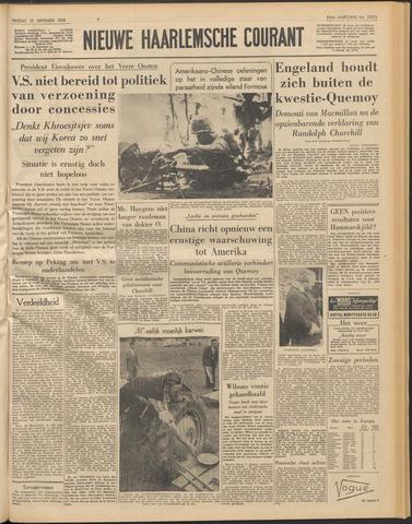 Nieuwe Haarlemsche Courant 1958-09-12