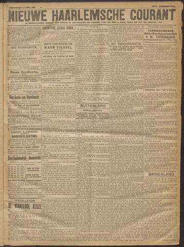 Nieuwe Haarlemsche Courant 1918-04-04