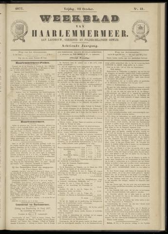 Weekblad van Haarlemmermeer 1877-10-12
