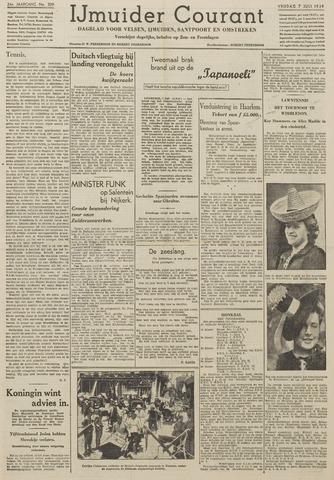 IJmuider Courant 1939-07-07