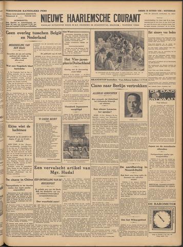Nieuwe Haarlemsche Courant 1936-10-20