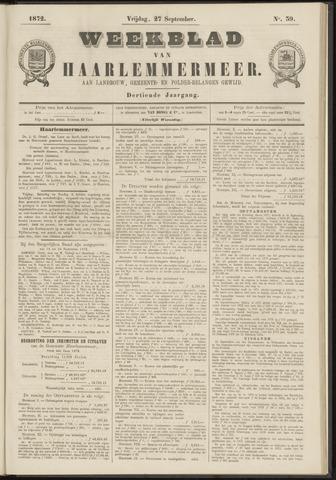 Weekblad van Haarlemmermeer 1872-09-27