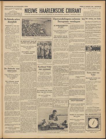Nieuwe Haarlemsche Courant 1936-08-25