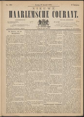 Nieuwe Haarlemsche Courant 1878-01-27