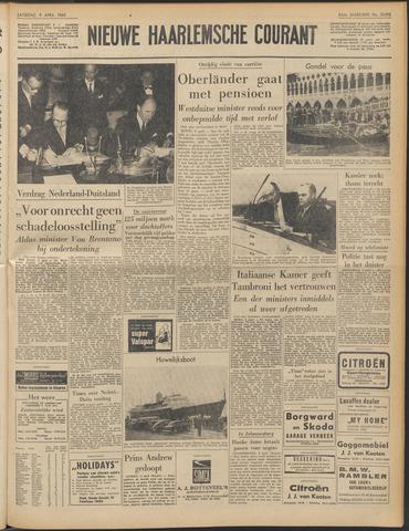 Nieuwe Haarlemsche Courant 1960-04-09